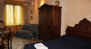 Doppia Matrimoniale Almoezia - Double Room in Taormina